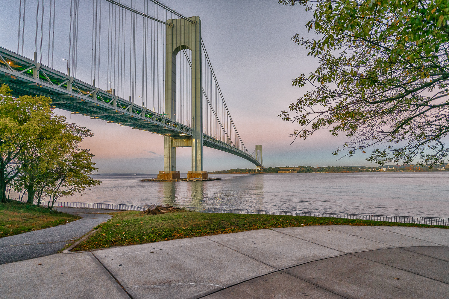 Killer Joe Photography - Verrazano Bridge - Shore Road Park