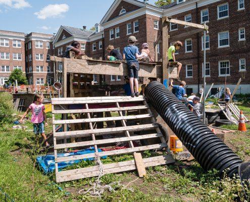 Governors Island Playground
